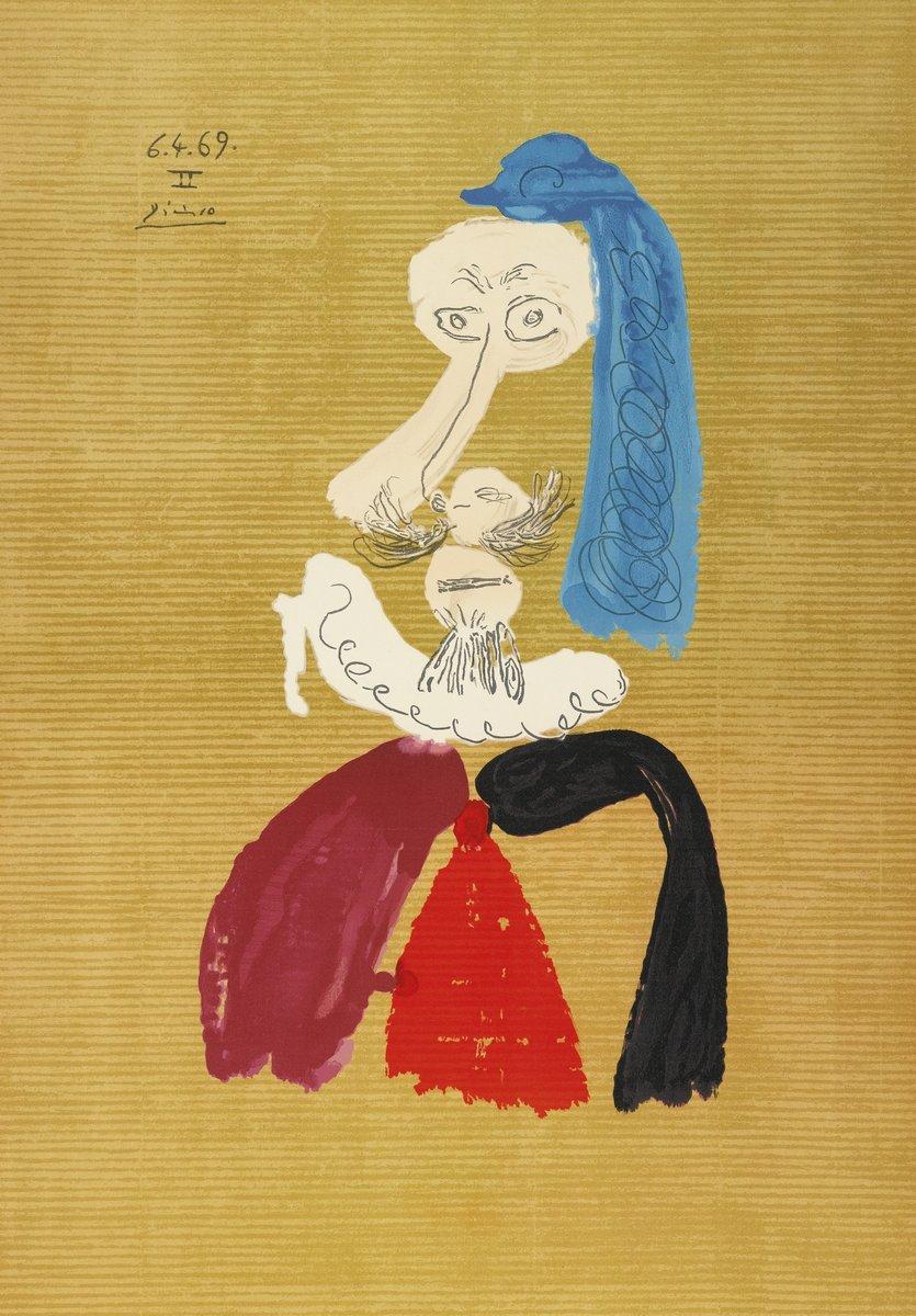 Пикассо Пабло, картина Воображаемый портретПикассо Пабло<br>Репродукция на холсте или бумаге. Любого нужного вам размера. В раме или без. Подвес в комплекте. Трехслойная надежная упаковка. Доставим в любую точку России. Вам осталось только повесить картину на стену!<br>