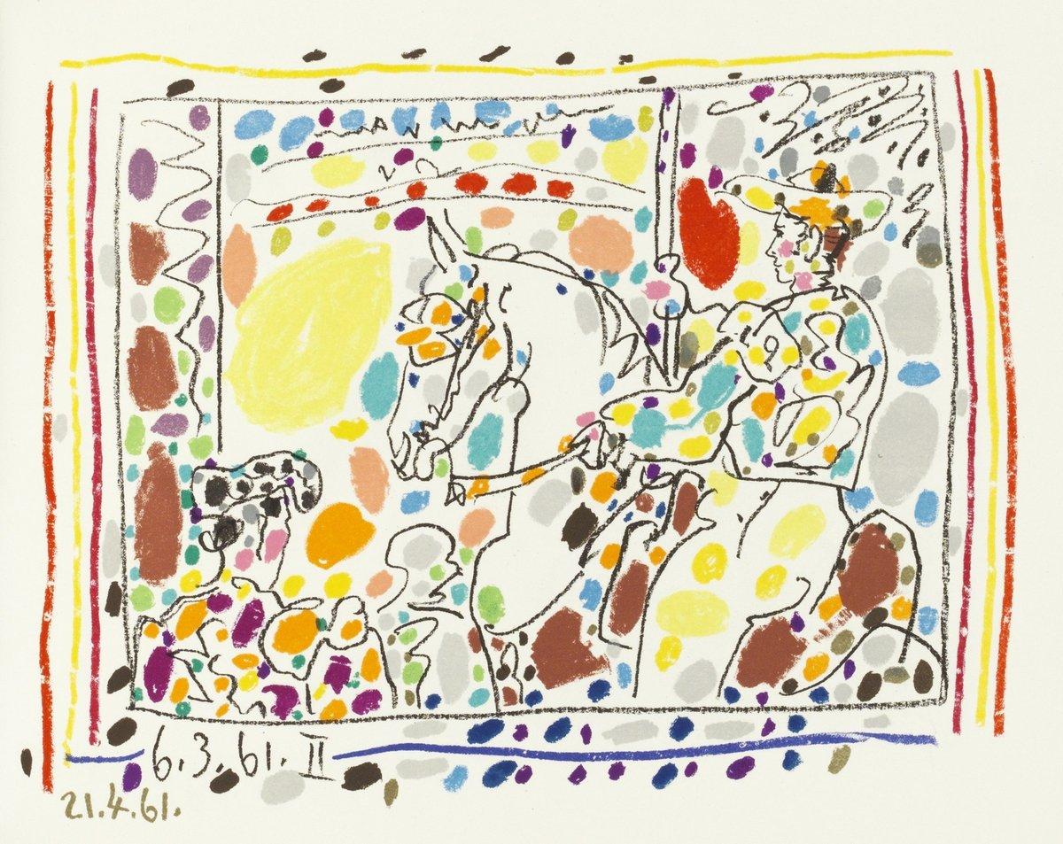 Пикассо Пабло, картина ПикадорПикассо Пабло<br>Репродукция на холсте или бумаге. Любого нужного вам размера. В раме или без. Подвес в комплекте. Трехслойная надежная упаковка. Доставим в любую точку России. Вам осталось только повесить картину на стену!<br>