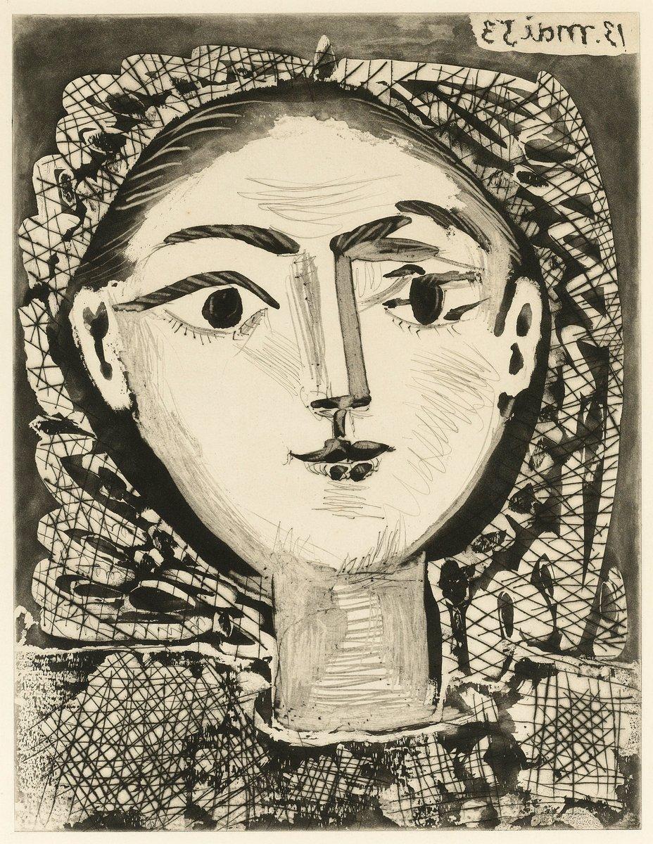 Пикассо Пабло, картина Портрет Франсуазы в сеткеПикассо Пабло<br>Репродукция на холсте или бумаге. Любого нужного вам размера. В раме или без. Подвес в комплекте. Трехслойная надежная упаковка. Доставим в любую точку России. Вам осталось только повесить картину на стену!<br>