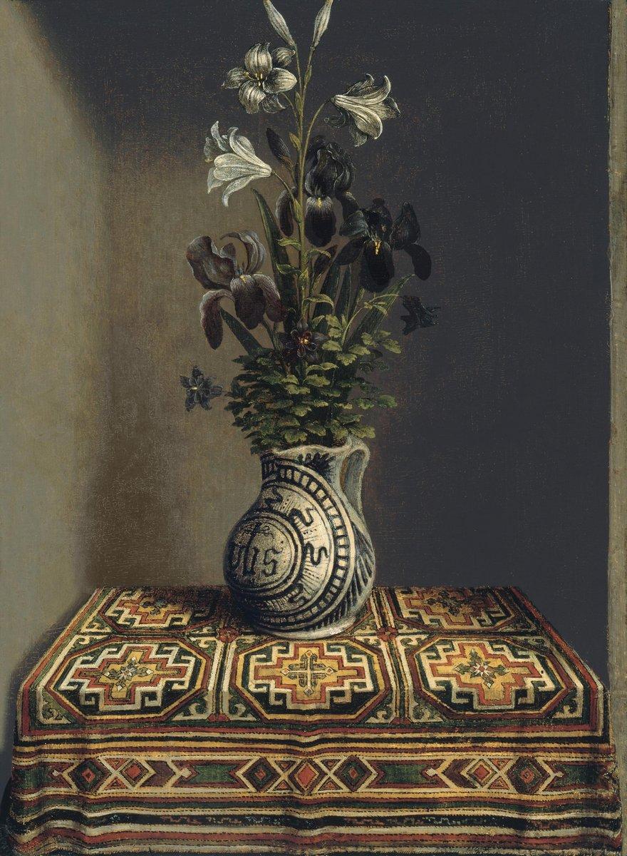 Мемлинг Ганс, картина Портрет молодого человека (оборотная сторона) - Марианские цветыМемлинг Ганс<br>Репродукция на холсте или бумаге. Любого нужного вам размера. В раме или без. Подвес в комплекте. Трехслойная надежная упаковка. Доставим в любую точку России. Вам осталось только повесить картину на стену!<br>
