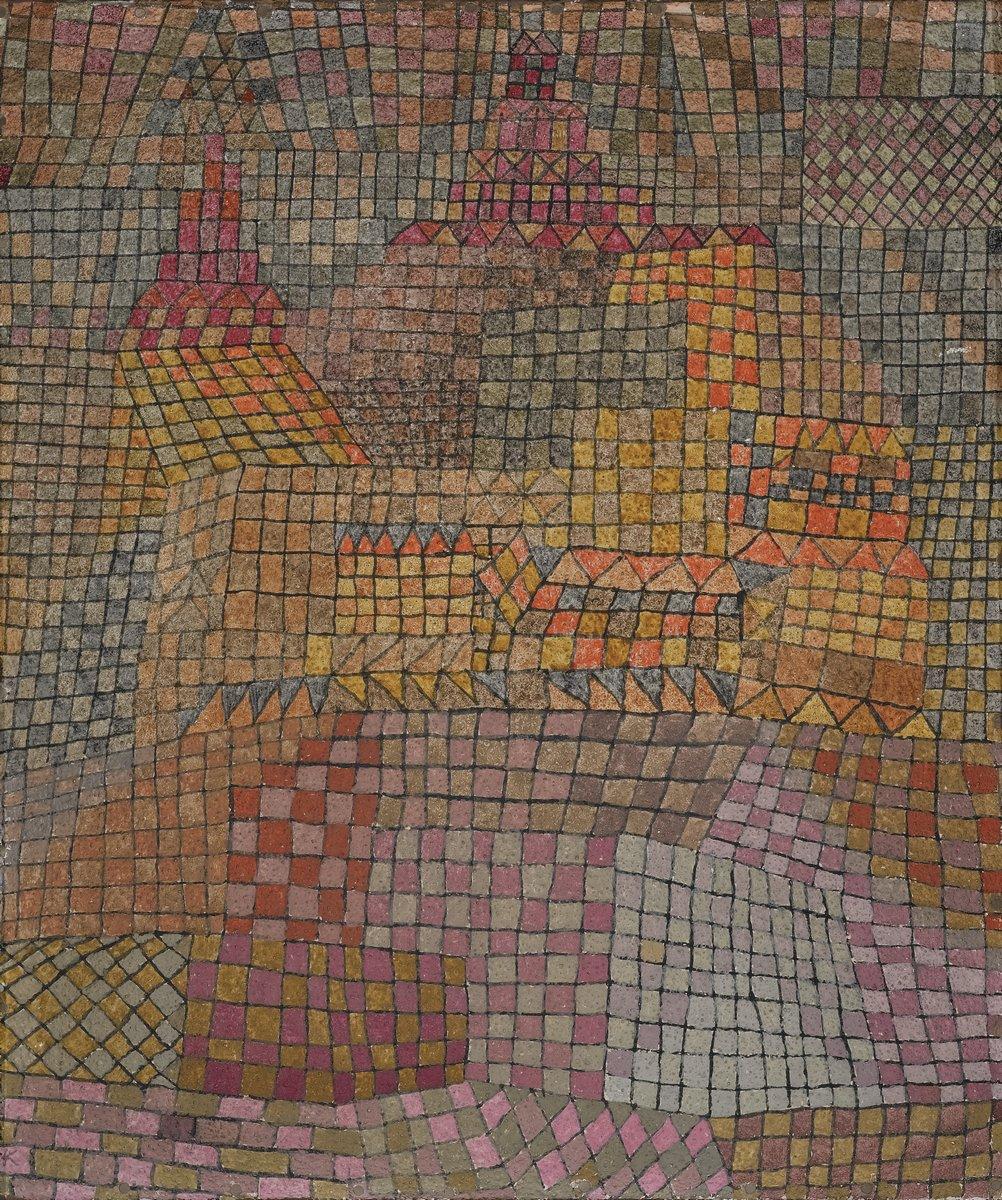 Клее Пауль, картина Городской замокКлее Пауль<br>Репродукция на холсте или бумаге. Любого нужного вам размера. В раме или без. Подвес в комплекте. Трехслойная надежная упаковка. Доставим в любую точку России. Вам осталось только повесить картину на стену!<br>