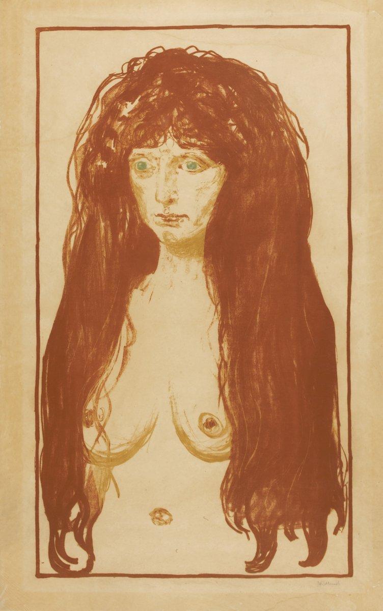 Мунк Эдвард, картина Женщина с красными волосами и зелеными глазамиМунк Эдвард<br>Репродукция на холсте или бумаге. Любого нужного вам размера. В раме или без. Подвес в комплекте. Трехслойная надежная упаковка. Доставим в любую точку России. Вам осталось только повесить картину на стену!<br>