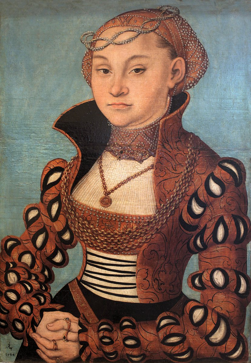 Кранах Лукас, картина Портрет благородной дамы из СаксонииКранах Лукас<br>Репродукция на холсте или бумаге. Любого нужного вам размера. В раме или без. Подвес в комплекте. Трехслойная надежная упаковка. Доставим в любую точку России. Вам осталось только повесить картину на стену!<br>
