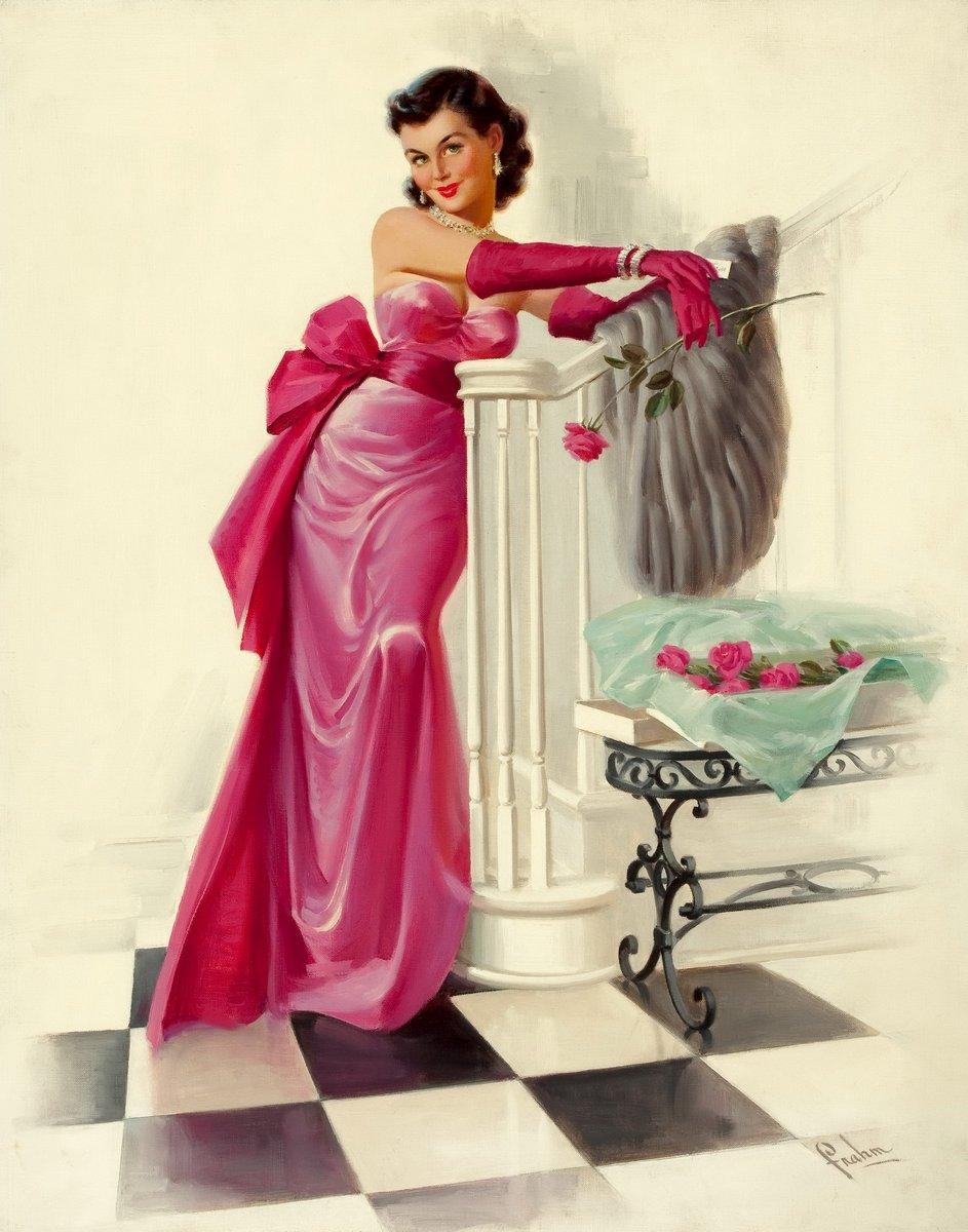 Пин-ап, картина Фрам Арт «Девушка с розами», 20x25 см, на бумагеПин-ап<br>Постер на холсте или бумаге. Любого нужного вам размера. В раме или без. Подвес в комплекте. Трехслойная надежная упаковка. Доставим в любую точку России. Вам осталось только повесить картину на стену!<br>