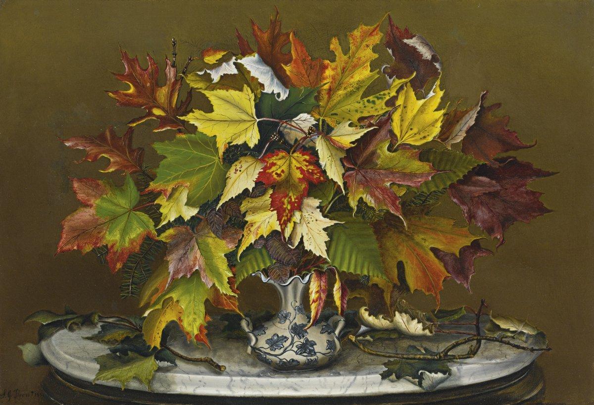 Прентис Сара «Осенний букет», 29x20 см, на бумагеРазные американские художники 19-20 веков<br>Постер на холсте или бумаге. Любого нужного вам размера. В раме или без. Подвес в комплекте. Трехслойная надежная упаковка. Доставим в любую точку России. Вам осталось только повесить картину на стену!<br>
