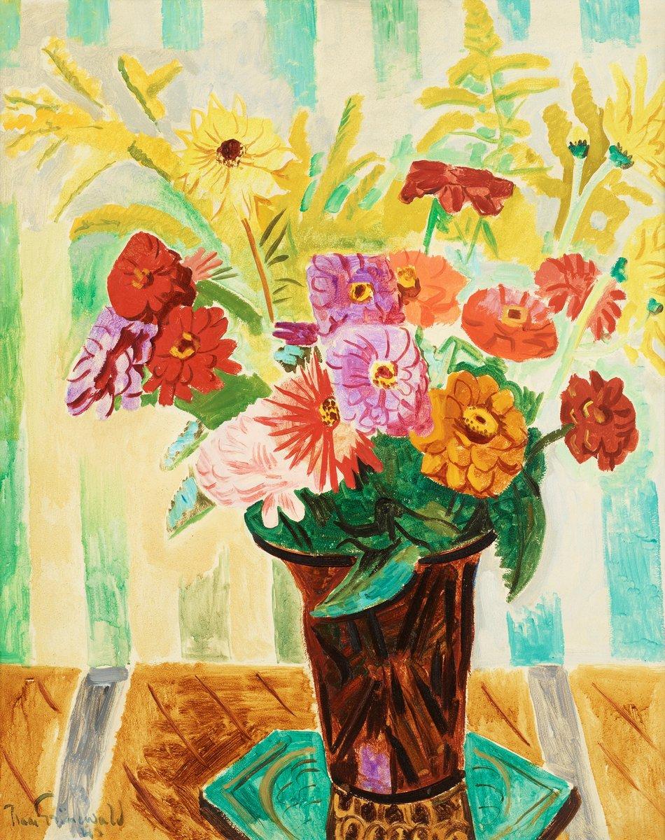 Художники, картина Осенние цветы, 20x25 см, на бумагеГрюневальд Исаак<br>Постер на холсте или бумаге. Любого нужного вам размера. В раме или без. Подвес в комплекте. Трехслойная надежная упаковка. Доставим в любую точку России. Вам осталось только повесить картину на стену!<br>