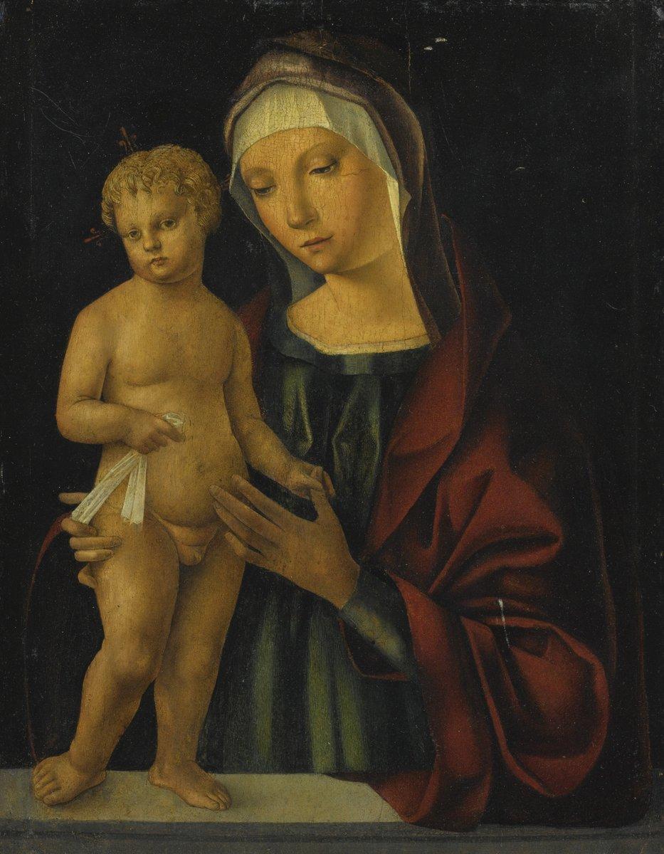 Искусство, картина Приписывается Бокаччино Бокаччо «Мадонна с младенцем», 20x26 см, на бумагеМадонна с младенцем - живопись<br>Постер на холсте или бумаге. Любого нужного вам размера. В раме или без. Подвес в комплекте. Трехслойная надежная упаковка. Доставим в любую точку России. Вам осталось только повесить картину на стену!<br>