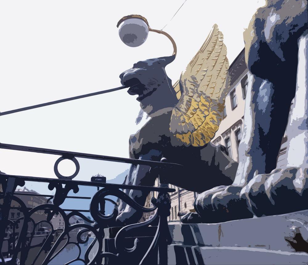 Постер Санкт-Петербург - современная графика pst19Санкт-Петербург - современная графика<br>Постер на холсте или бумаге. Любого нужного вам размера. В раме или без. Подвес в комплекте. Трехслойная надежная упаковка. Доставим в любую точку России. Вам осталось только повесить картину на стену!<br>