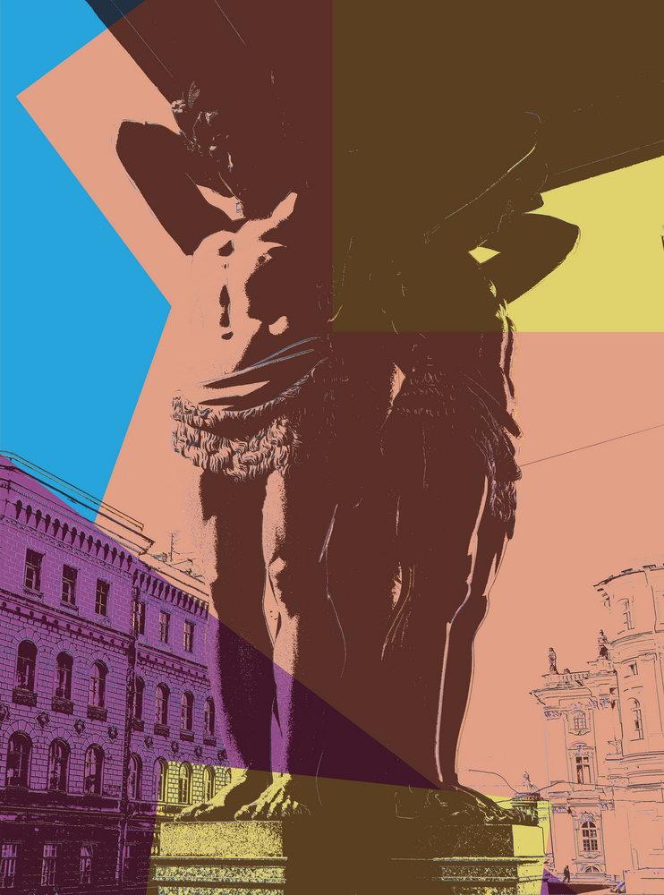 Постер Санкт-Петербург - современная графика pst9Санкт-Петербург - современная графика<br>Постер на холсте или бумаге. Любого нужного вам размера. В раме или без. Подвес в комплекте. Трехслойная надежная упаковка. Доставим в любую точку России. Вам осталось только повесить картину на стену!<br>