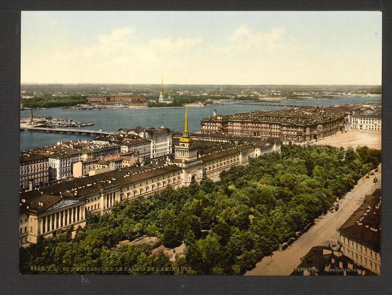 Постер Санкт-Петербург - старые фотографии АдмиралтействоСанкт-Петербург - старые фотографии<br>Постер на холсте или бумаге. Любого нужного вам размера. В раме или без. Подвес в комплекте. Трехслойная надежная упаковка. Доставим в любую точку России. Вам осталось только повесить картину на стену!<br>