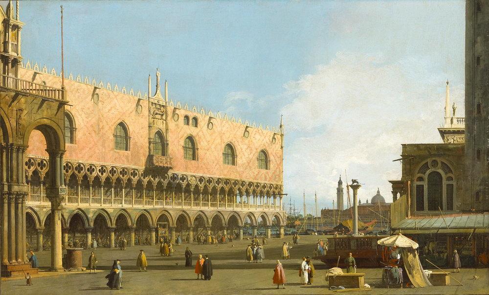 Постер Венеция - живопись Каналетто Антонио, ВенецияВенеция - живопись<br>Постер на холсте или бумаге. Любого нужного вам размера. В раме или без. Подвес в комплекте. Трехслойная надежная упаковка. Доставим в любую точку России. Вам осталось только повесить картину на стену!<br>