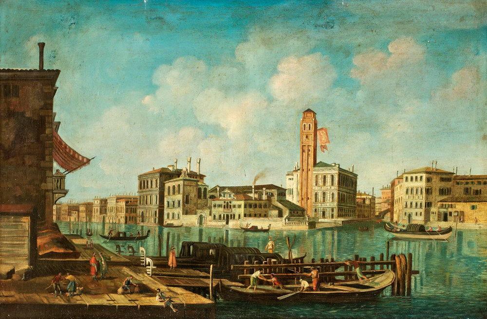 Венеция, картина Каналетто Антонио, Из ВенецииВенеция<br>Репродукция на холсте или бумаге. Любого нужного вам размера. В раме или без. Подвес в комплекте. Трехслойная надежная упаковка. Доставим в любую точку России. Вам осталось только повесить картину на стену!<br>