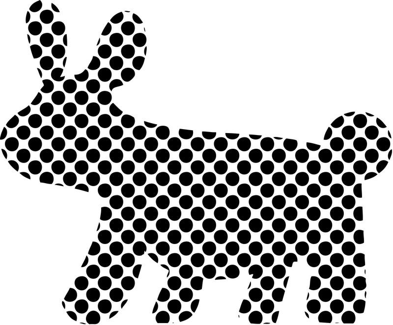 Наклейка «Животные из кружков»Детские<br><br>
