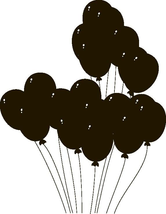 Наклейка «Воздушные шары»Детские<br><br>
