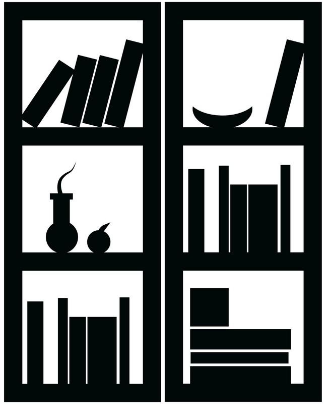 Наклейка «Стенка»Для кухни, столовой<br><br>