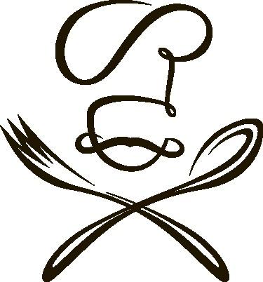 Наклейка «Ложка и вилка»Для кухни, столовой<br><br>