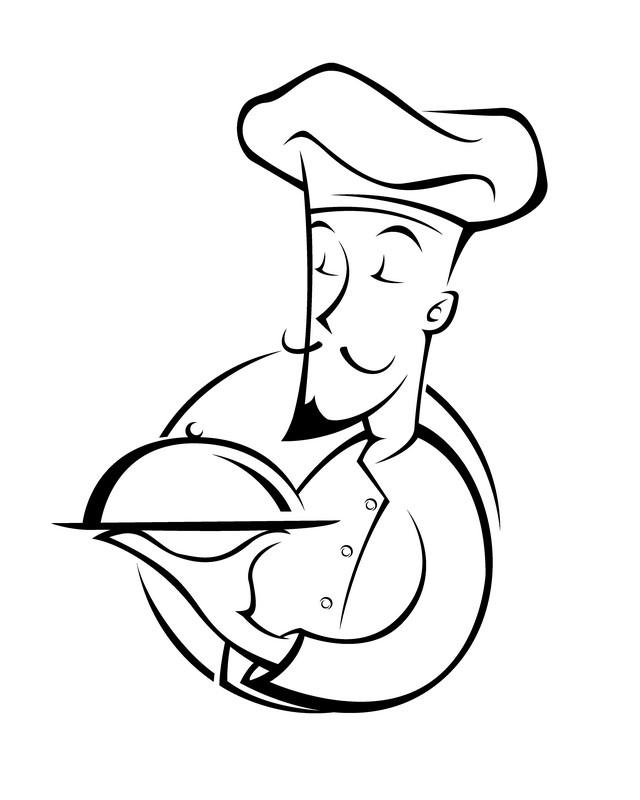 Наклейка «Шеф-повар»Для кухни, столовой<br><br>