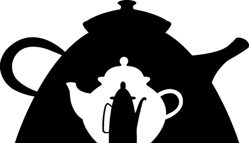 Наклейка «Три чайника»Для кухни, столовой<br><br>