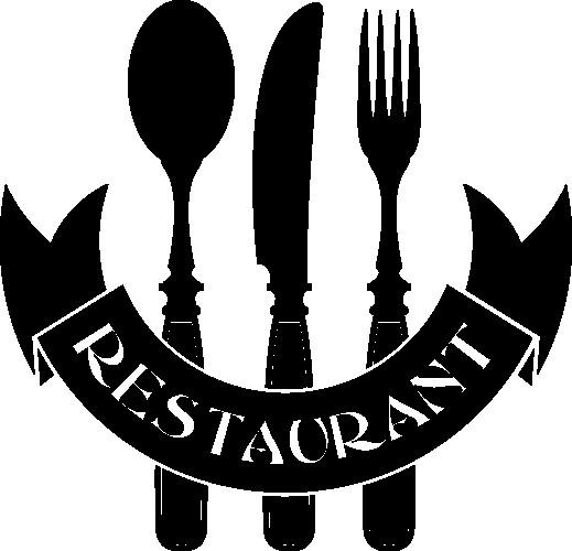 Наклейка «Ресторан»Для кухни, столовой<br><br>