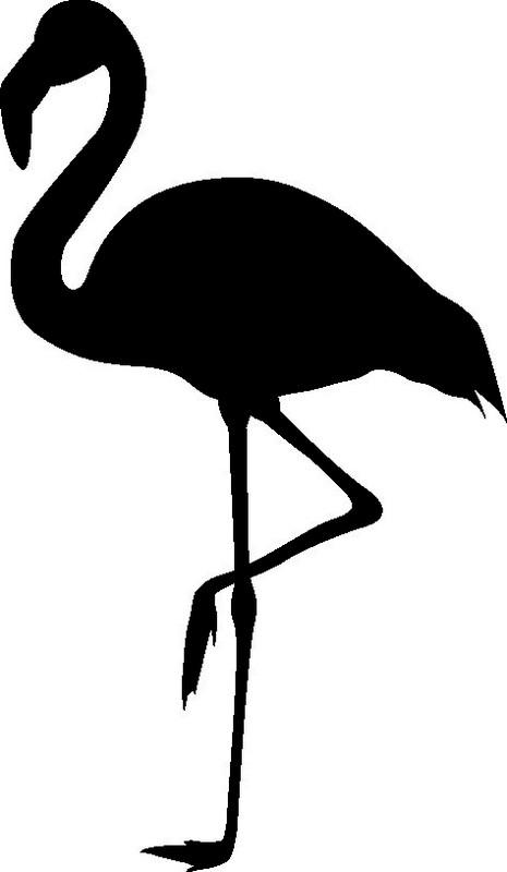 Наклейка «Цапля»Животные и птицы<br><br>