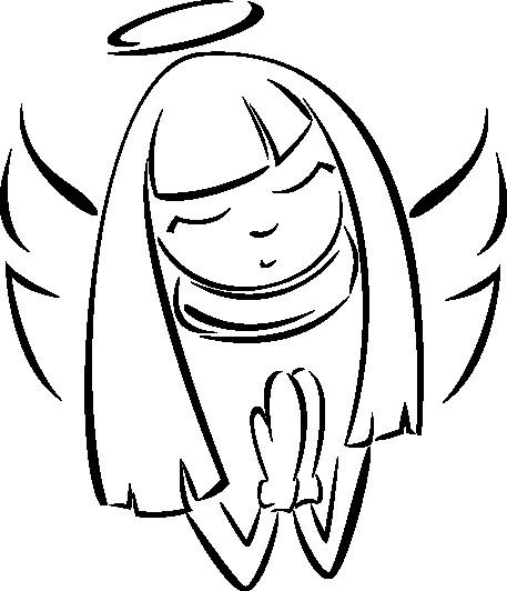 Наклейка «Милый ангел»Любовь<br><br>