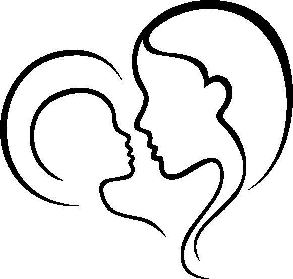 Наклейка «Материнская любовь»Любовь<br><br>
