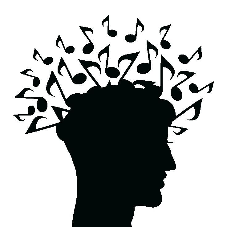 Наклейка «Музыкант»Люди<br><br>
