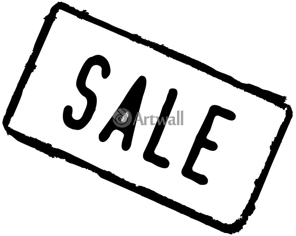 Наклейка «Распродажа»Надписи<br><br>