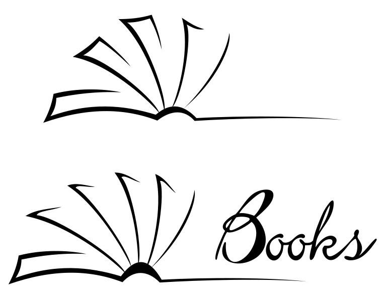 Наклейка «Книги»Надписи<br><br>