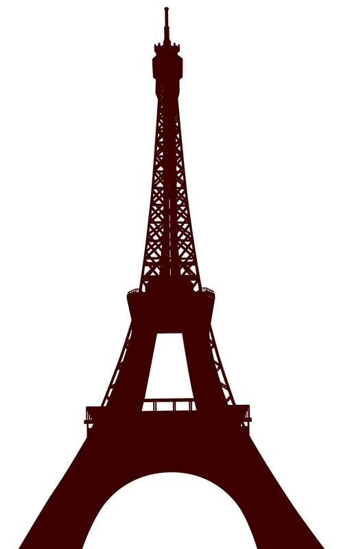 Наклейка «Эйфелева башня»Путешествия<br><br>