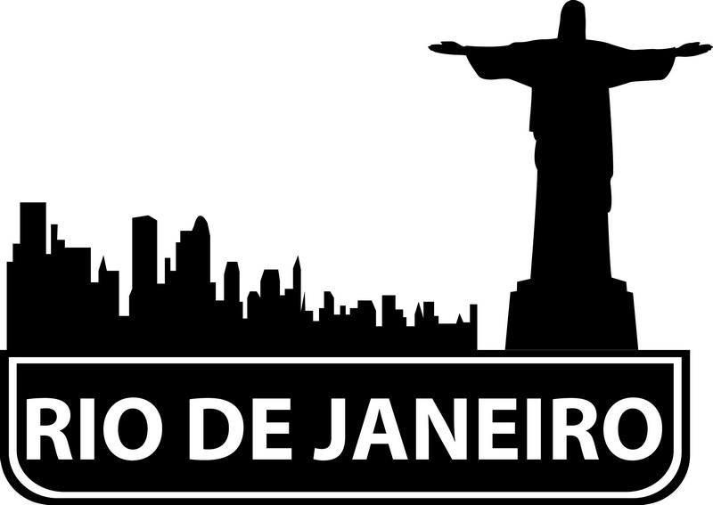 Наклейка «Рио-де-Жанейро»Путешествия<br><br>