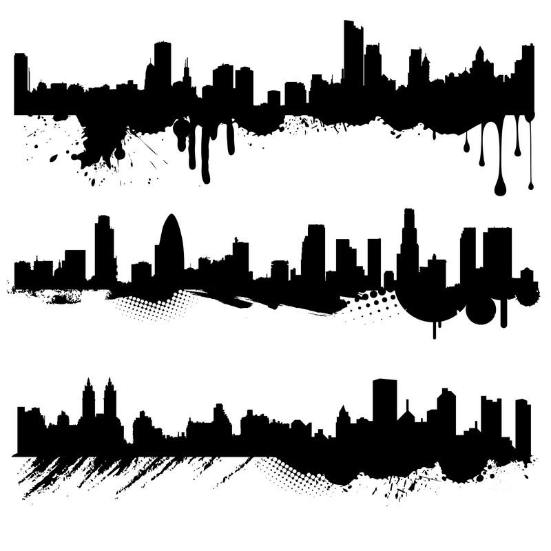 Наклейка «Три города»Путешествия<br><br>