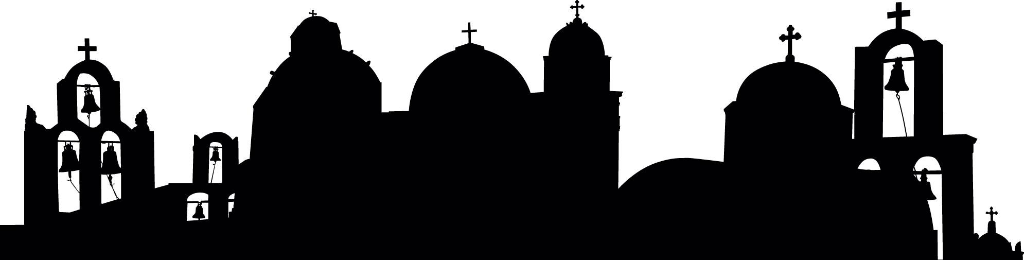 Наклейка «Церкви»