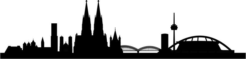 Наклейка «Кёльн»Путешествия<br><br>