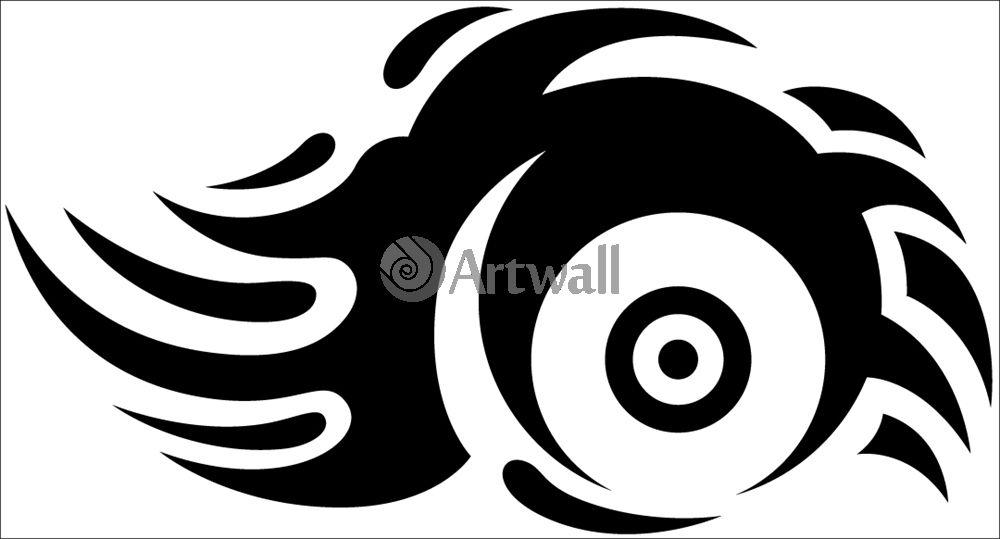 Наклейка «Глаз орла»Разное<br><br>