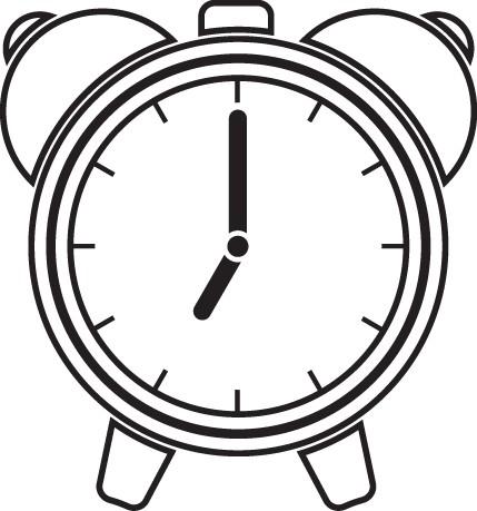 Наклейка «Семь утра»Разное<br><br>