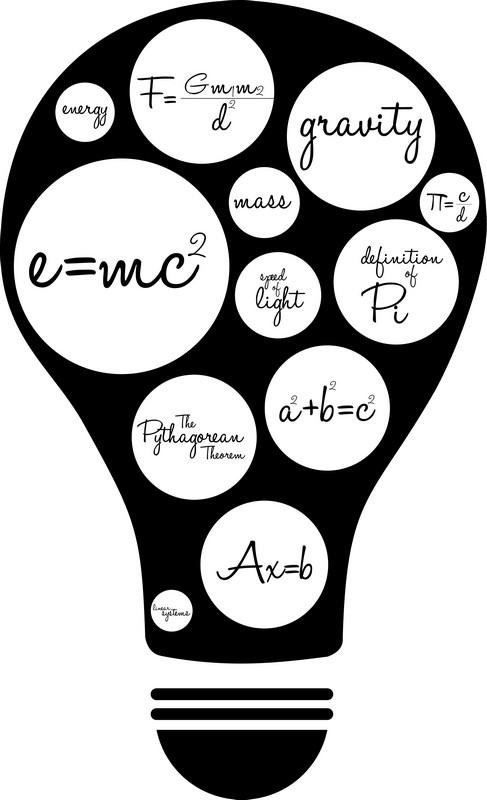 Наклейка «Лампочка идей»Разное<br><br>
