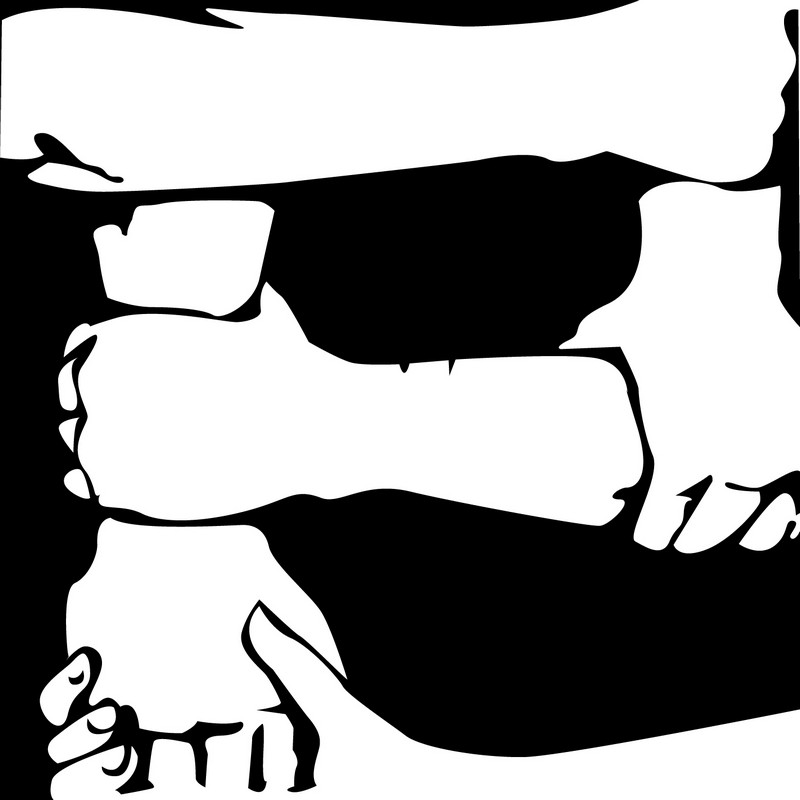 Наклейка «Руки-опора»Разное<br><br>
