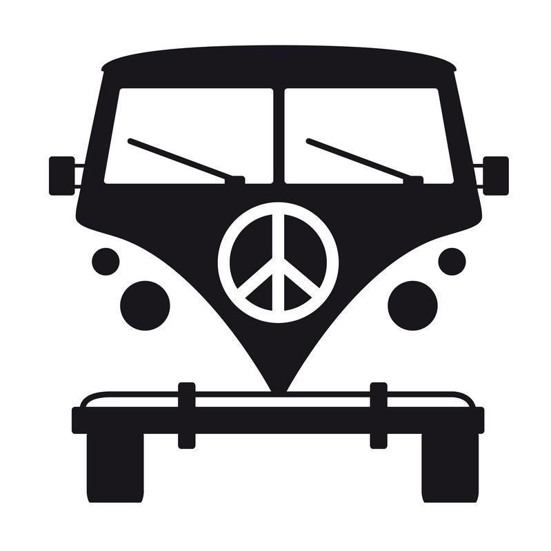 Наклейка «Авто спереди»Транспорт<br><br>