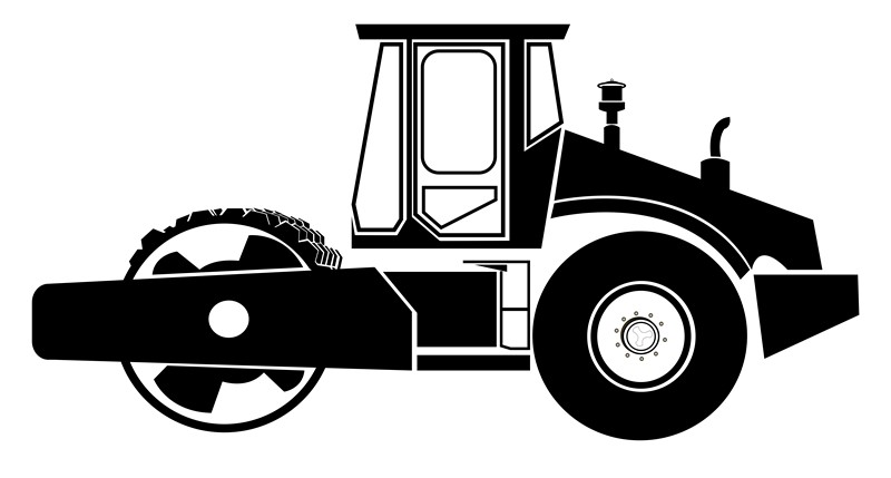 Наклейка «Комбайн»Транспорт<br><br>