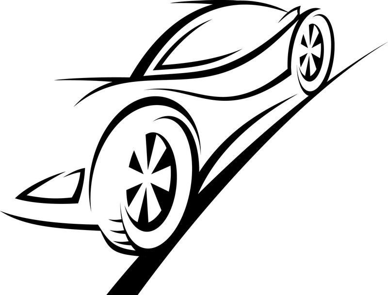 Наклейка «Авто слева»Транспорт<br><br>