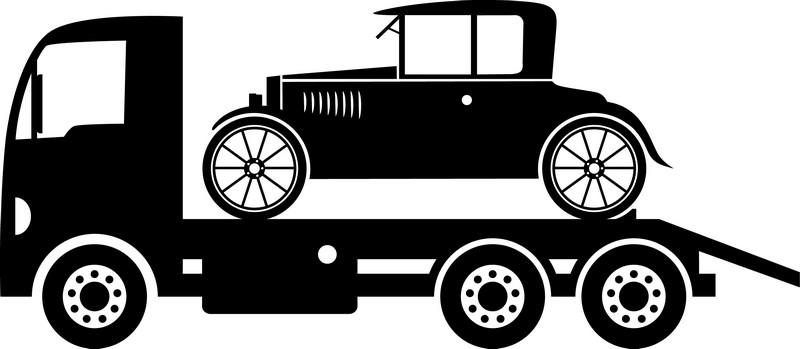 Наклейка «Эвакуатор»Транспорт<br><br>