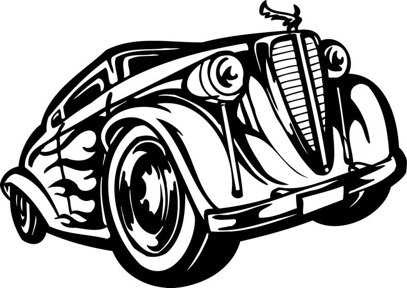Наклейка «Роллс-ройс»Транспорт<br><br>