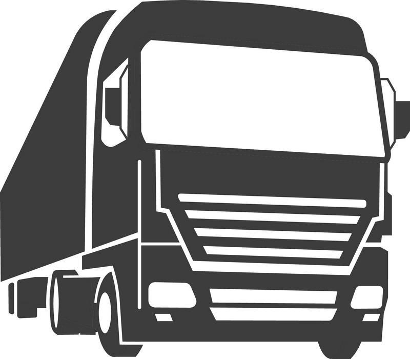 Наклейка «Трал»Транспорт<br><br>