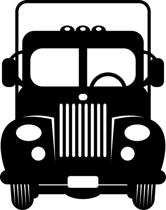 Наклейка «Грвзовичок»Транспорт<br><br>