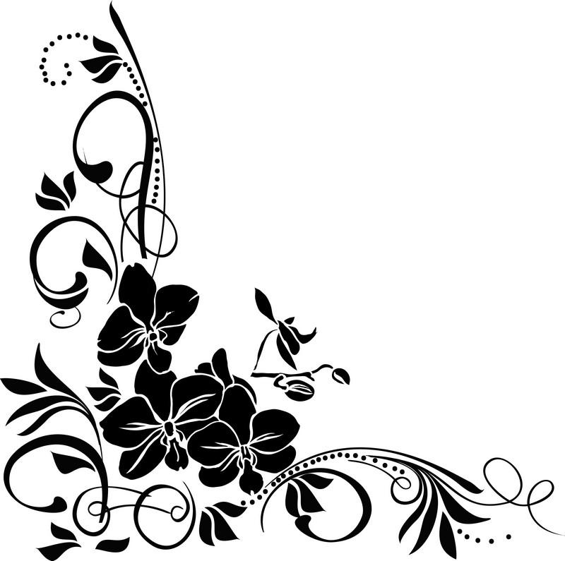 Наклейка «Цветочный уголок»Цветы<br><br>