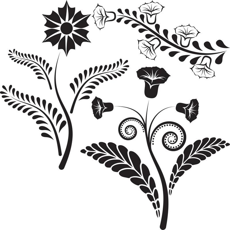 Наклейка «Разнообразие цветов»Цветы<br><br>