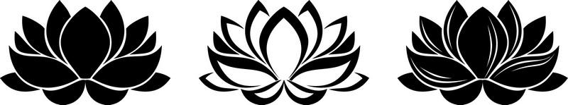 Наклейка «Кувшинки»Цветы<br><br>