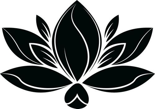 Наклейка «Распустившийся цветок»Цветы<br><br>