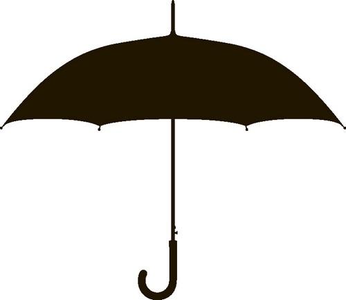 Наклейка «Зонт-трость»Разное<br><br>